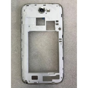 Harga Mtmaiten Middle Frame Bezel For Samsung Galaxy Note 2 II N7100 middle frame Housing Replacement Parts Cases Tools - intl