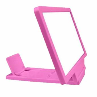 Harga Mobile Screen Enlarger pink