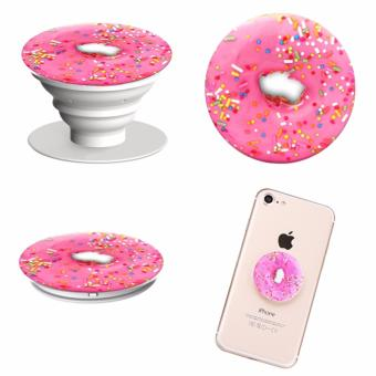 Donut Pink Phone Grip Holder Popsocket Price Philippines