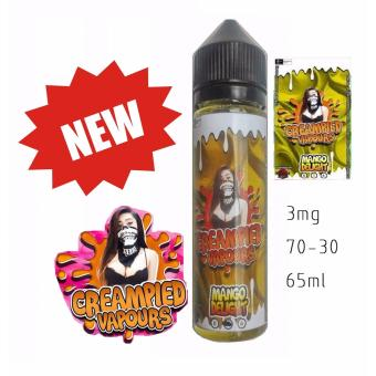 "Creampied Vapours ""Mango Delight"" Flavor E-juice / Liquid (65ml) Price Philippines"