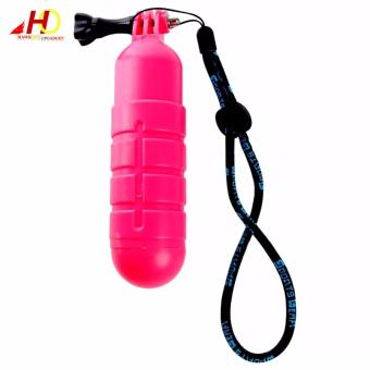 GP82C Floater and Bobber with Strap for Sports Cameras GoPro Hero, SJCAM, Xiaomi Yi/XiaoYi etc (Pink) Price Philippines