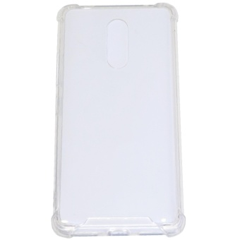 Shock-proof Back Case for Lenovo K6 Note (White) Price Philippines