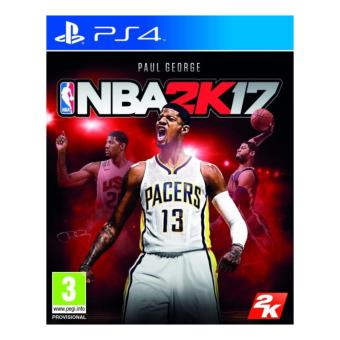 PS4 NBA 2K17 GAME FOR PLAYSTATION 4 Price Philippines