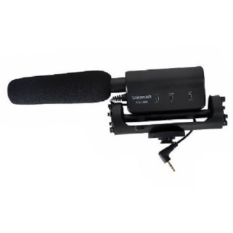 Harga TAKSTAR the SGC-598 Photography Interview MIC Microphone for Nikon Canon Camera DV Camcorder
