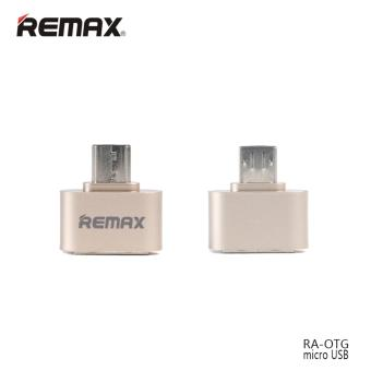 Harga Remax OTG Micro USB Adapter for Android