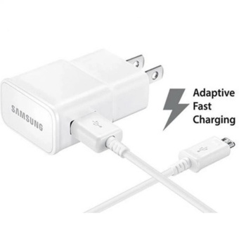 Harga Samsung 15W Fast Charger with Data Sync Cable For Micro usb hole