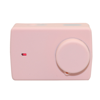 Lantoo Action Camera xiaoyi 2 Silicone Case+Lens Cover Rubber Shell for xiaomi yi II 2 xiaomi YI 4K Action Camera 2 (Rose Gold) Price Philippines