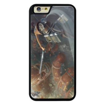 Phone case for iPhone 5/5s/SE Attack on Titan cover - intl Price Philippines