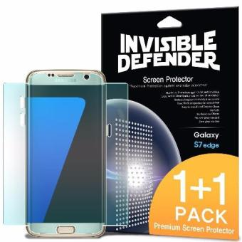 Harga Ringke Invisible Defender [Full Coverage] Edge to Edge Curved Side Coverage Guaranteed Screen Protector for Samsung Galaxy S7 Edge