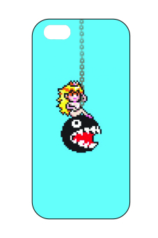 Harga Super Mario Wrecking Ball Mash Up Hard Case for iPhone SE/5S/5