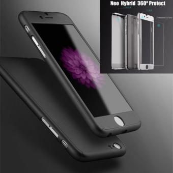 Harga 360 Degree Extreme Thin Protective iPhone Case 6 6s 6s+ 7 Plus 5 5s Se Oppo F1s A59