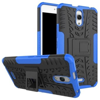 BYT Rugged Armor Dazzle Back Cover Case for Alcatel OneTouch Pixi 4 (6.0inch) 3G 8050 - intl Price Philippines
