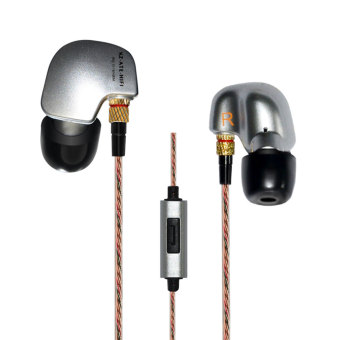 KZ ATE Copper Driver HiFi Professional In-Ear Earbuds Sports Headphone w/ Mic Price Philippines