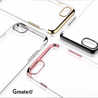 Harga Gmate Jane Series TPU Case For iPhone 5 / 5s (Gold)