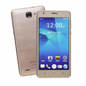 Phonix Mobile Atom 1 4GB Quadcore (Champagne Gold) Price Philippines
