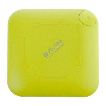 Harga Bavin iPower PC226 12000mAh Power Bank (Yellow)