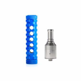 Harga SmokAr Mod V1.5- USA Made Mechanical Mod (Blue)