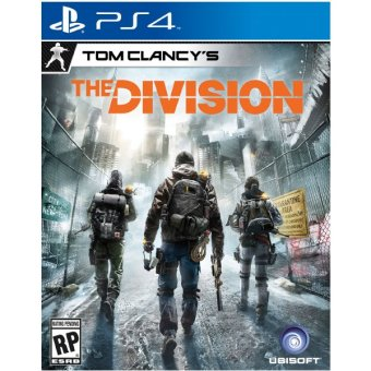 Tom Clancy's The Division R1 for PS4 Price Philippines