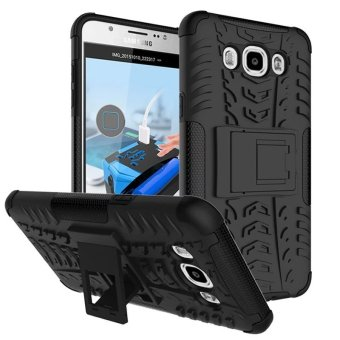 BYT Rugged Dazzle Case for Samsung Galaxy J7 2016 with Kickstand (Black) Price Philippines