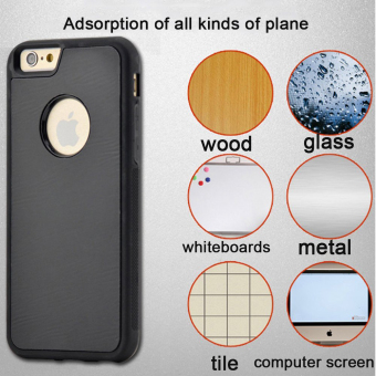 Harga Anti Gravity Selfie Sticky Suction Holder Wall Glass Case Cover For iPhone 6/6S