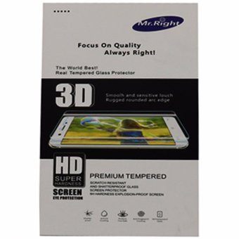 Harga Mr Right Tempered Glass For LG G6 TEMPERED GLASS (CLEAR)