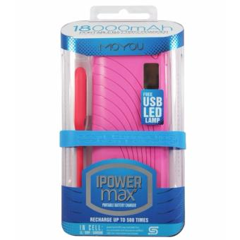 Harga MoYou PC187S iPower Max 18000mAh Power Bank