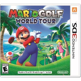 Harga Nintendo Mario Golf: World Tour Game for Nintendo 3DS
