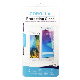 TECH GEAR Corolla Premium Tempered Glass for Samsung Galaxy S5 (Clear) Price Philippines