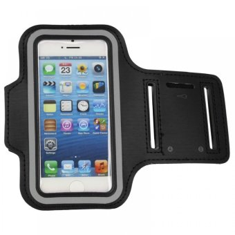 Harga Sports Armband for iPhone 4/4s/5/5s (Black)