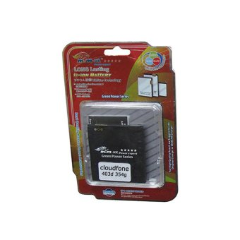 Harga MSM HK Battery for Cloudfone Excite 403D 354G
