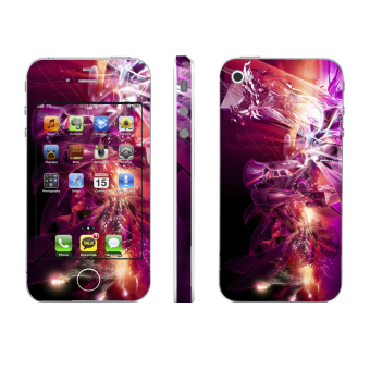 Phone Skin Cover by OddStickers for Apple iPhone 4s Price Philippines