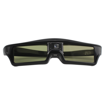 Harga Allwin 3D IR Active Shutter Glasses for BenQ W1070 W700 W710ST DLP-Link Projector Black