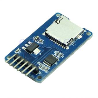 Micro SD Card Module Mini TF Card Read and Write Module with SPI Interface Price Philippines