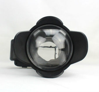 (IMPORT) Meikon Underwater Camera 200mm Fisheye Wide Angle Lens Dome Port ( 67mm Round Adapter) Price Philippines