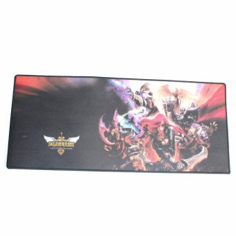 Mouse Pad Long and Keyboard Play Mat LOL Character A Price Philippines