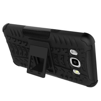BYT Rugged Dazzle Case for Samsung Galaxy J5 2016 with Kickstand (Black) Price Philippines