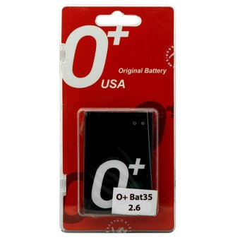 Harga Battery for O+ O Plus Bat35 2.6 Music