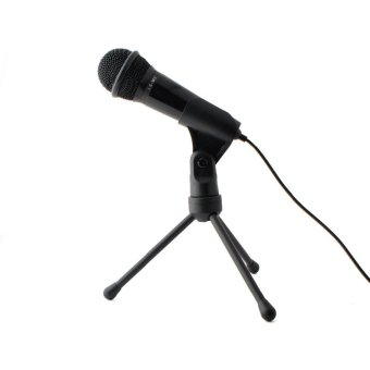 Harga LS-M3 Microphone for Computer Laptop (Black)