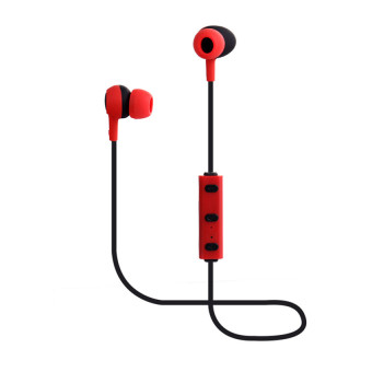 TTLIFE Sport Bluetooth Headphone In-Ear Stereo Wireless Headset (red) Price Philippines