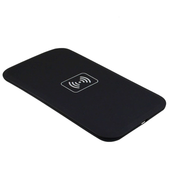 Harga TECH GEAR QI Standard Wireless Cellphone Charger Pad (Black)
