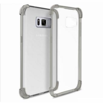 German Import Silicone Shockproof Case for Samsung Galaxy S8 Plus (Smoke Grey) Price Philippines