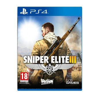Harga 505 Games Sniper Elite 3 Game for PS4