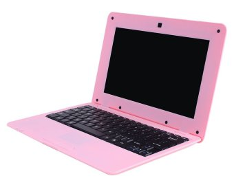 10 Inch WM8880 1G Mini Laptop Netbook Android Computer Notebook Wifi External 3g Camera (Pink) - intl Price Philippines