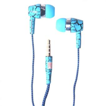 3 in 1 In - Ear Headphone with Mic and Answering Call Function (Blue) Price Philippines