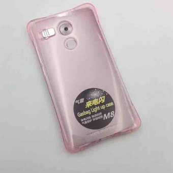 TTLIFE Colorful Flashing phone calls case Samsung S6 edge emitting (pink) Price Philippines