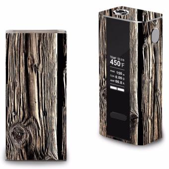 Oddstickers E-Cigarette wood 21 Skin Cover for Cuboid Price Philippines