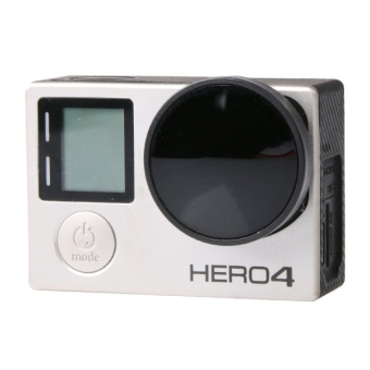 Harga ND Filters / Lens Filter for GoPro HERO4 /3+ /3 Sports Action Camera