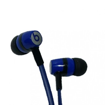 Harga Beat By Dr Dre Beats Monster with Control Talk Stereo Earphones (Blue)