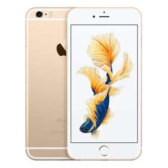 Apple iPhone 6S Plus 128GB LTE (Gold) Import Set - intl Price Philippines