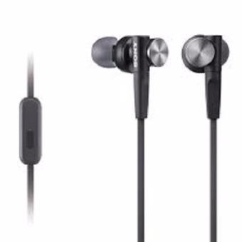 Sony MDR-XB50AP EXTRA BASS™ In-Ear Headphones (Black) Price Philippines